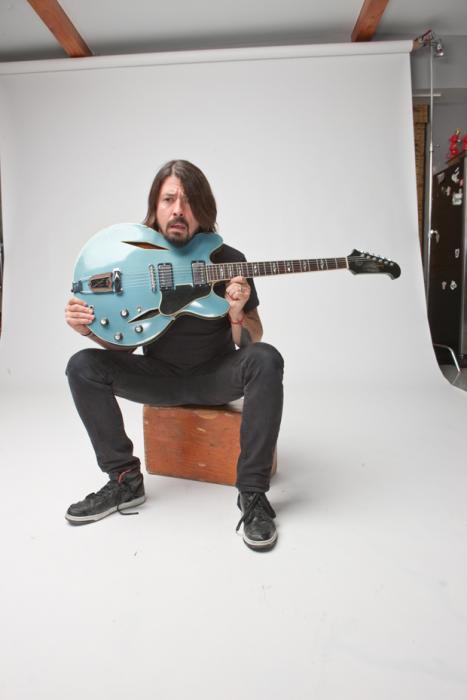 Фотосессия для Guitar World - 1