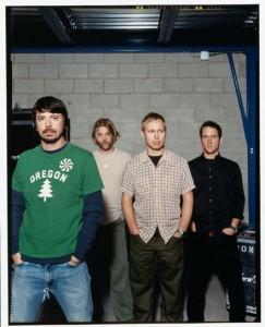 Foo Fighters уходят со сцены