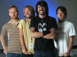 Foo Fighters записывают новый альбом